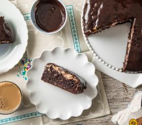 עוגת שוקולד לפסח צילום: מאסטר שף