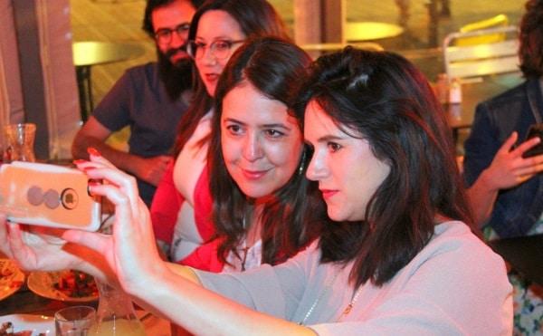 אמילי עמרוסי ועינת ברזילי